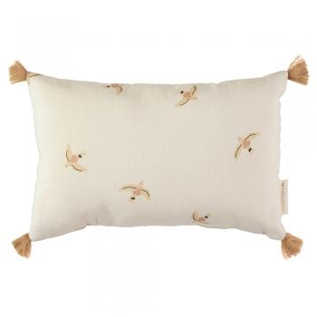 COUSSIN SUBLIM 20x35 HAIKU BIRDS