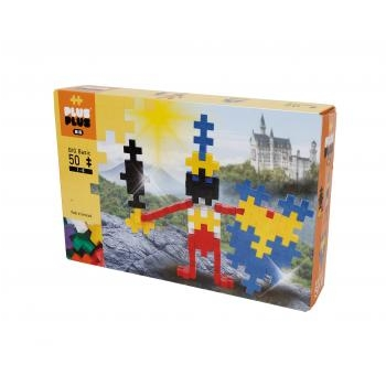 BOX BIG BASIC CHEVALIERS - 50 PIECES