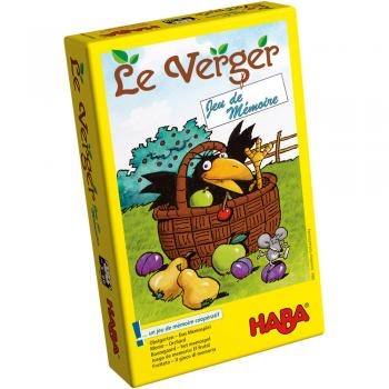 LE VERGER – JEU DE MEMOIRE