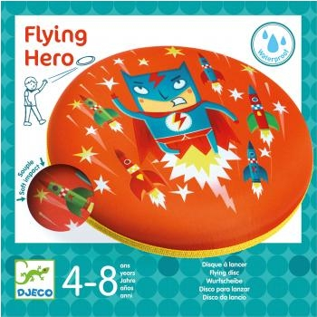 FRISBEE - FLYING HERO