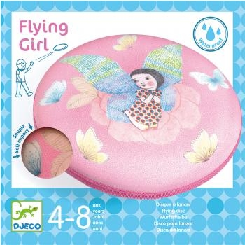 FRISBEE - FLYING GIRL