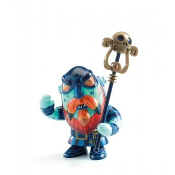ARTY TOYS - GNOMLUS & ZE CAGE